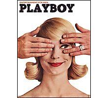 Playboy May 1961 II Photographic Print