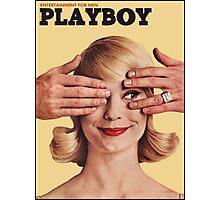 Playboy May 1961 Photographic Print