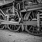 Big Wheels of Steam by TonyCrehan
