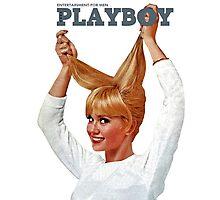Playboy October 1965 Photographic Print