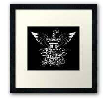 One Crest To Rule Them All Framed Print