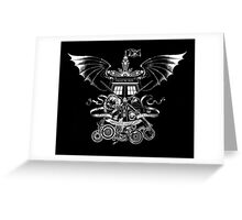 One Crest To Rule Them All Greeting Card