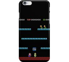 Mario Bros.  iPhone Case/Skin