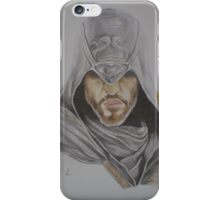 Ezio, the Mentor iPhone Case/Skin