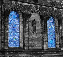 Ancient Glass and Stone by diggle