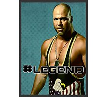 Pro Wrestling Legend Series #2 - Kurt Angle Photographic Print