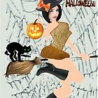Halloween Greeting (5102 Views) by aldona