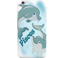 Pisces( rubber Dolphin) (1696 Views) iPhone Case/Skin