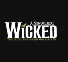 123 wicked musical by Lonly1991