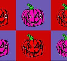 Pumpkins for Drella by Thomas Robertson II