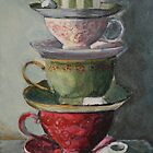 """Tea time"" by Kobie Bosch"