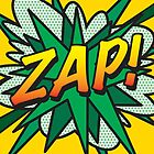 Comic Book ZAP! by theimagezone