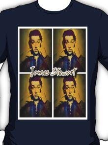 James Stewart Grid T-Shirt