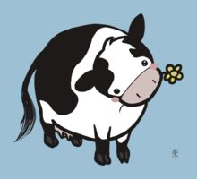 Dairy Cow Kids Clothes