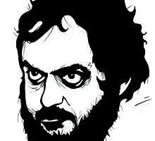 Stanley Kubrick by Ant-Acid