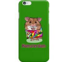 Hamsterdam iPhone Case/Skin