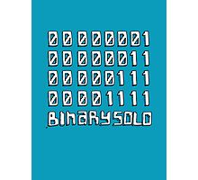 The Flight of the Conchords - Binary Solo - Robots Photographic Print