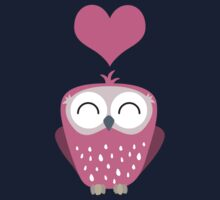 Owl Love You Forever Kids Clothes