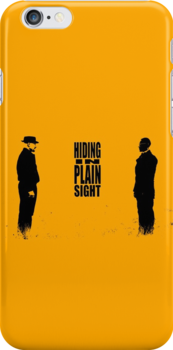 Hiding In Plain Sight 2 - Breaking Bad by ptelling