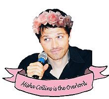 Misha Collins by castielbitches