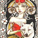 Werewolf Queen by tanyabond