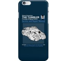 Service and Repair Manual iPhone Case/Skin