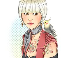 Birdy by LaLotty