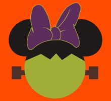 Minnie Mouse Frankenstein by sweetsisters