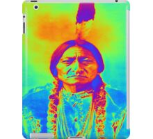 SITTING BULL iPad Case/Skin