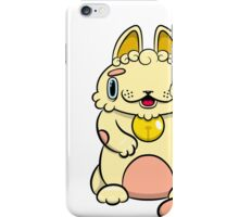 LUCKEECAT Golden litter iPhone Case/Skin
