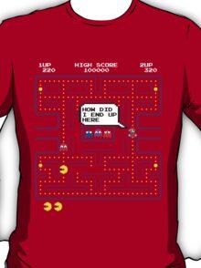 Mario in pacman world (clean version) T-Shirt