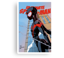 Ultimate Spider-Man Variant Edition Canvas Print