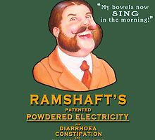 Ramshaft's Powdered Electricity by KEIJAN