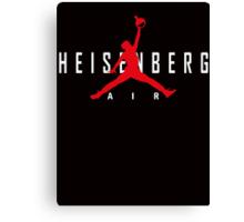 Heisenberg Air Canvas Print