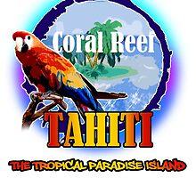 TAHITI Summer In Paradise by dejava