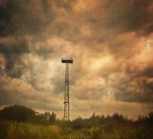 The watchtower by Piotr Tyminski