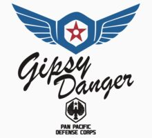 Gipsy Danger - Pan Pacific Defense Corps Kids Clothes