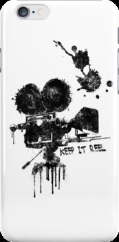 Keep it Reel. by Joshua Steele