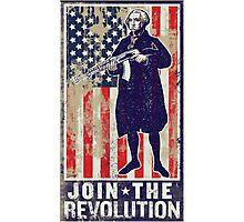 Join The Revolution Washington Photographic Print