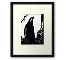 warpt Framed Print
