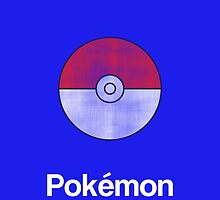 Minimal Pokemon by BADH