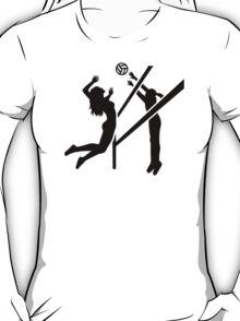 Volleyball girls women T-Shirt