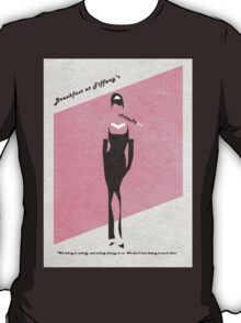 Breakfast at Tiffany's T-Shirt