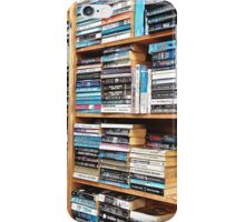 You can never have too many books. iPhone Case/Skin