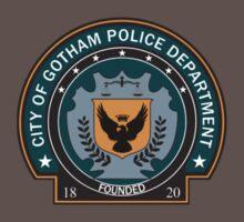 Gotham Police Deparment Badge (Pocket Size) by TGIGreeny