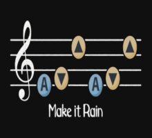 Make It Rain  by thejolza