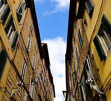 Narrow Streets by Cristy Hernandez