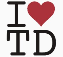I (heart) TD by threadarmory