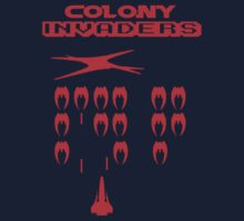 Colony Invaders by inesbot