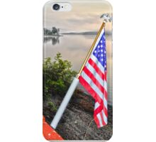 Home of the Flagman iPhone Case/Skin